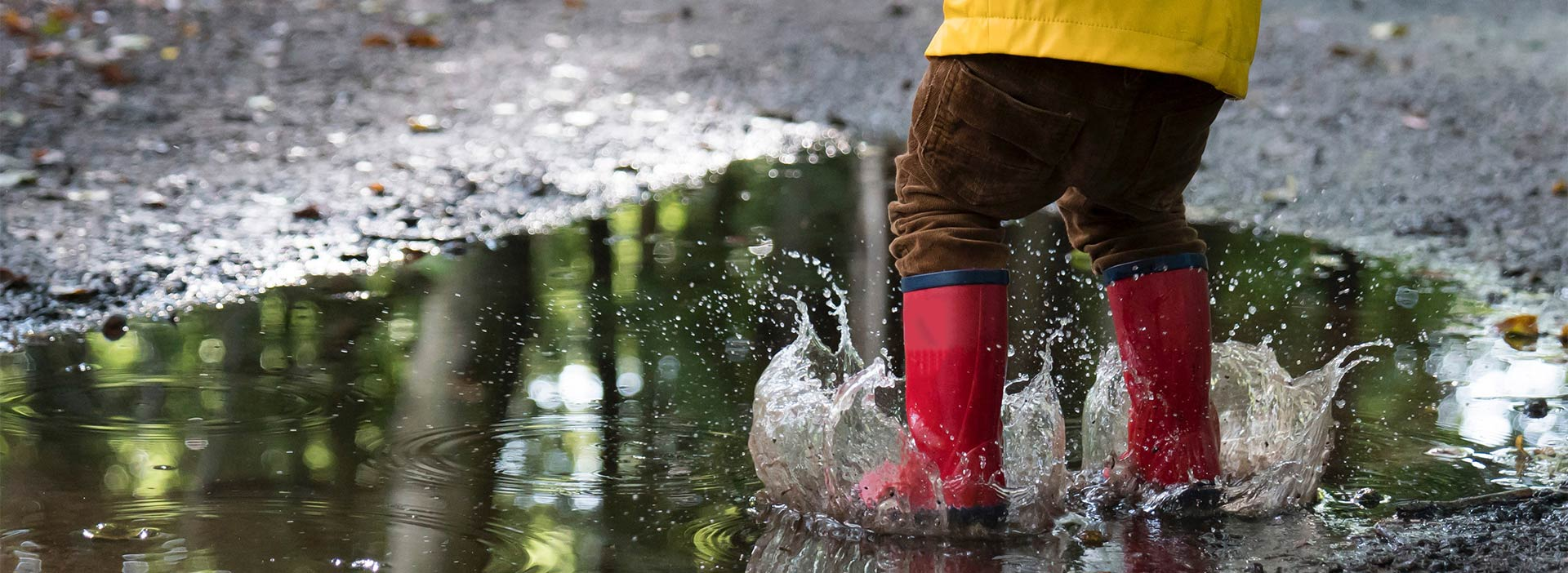 Children Rubber Boots