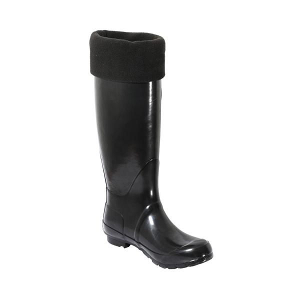Women's Tall Gloss Rain Boots