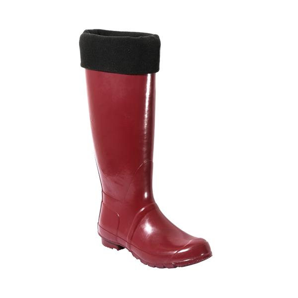 Warm Tall Women's Wellington Boots