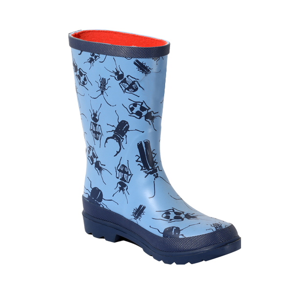 Printed Rubber Boots for Boys