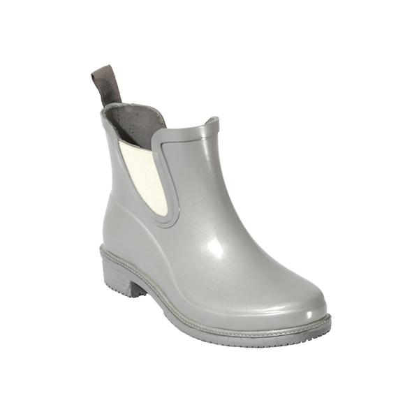Women's Chelsea Boot in Silver