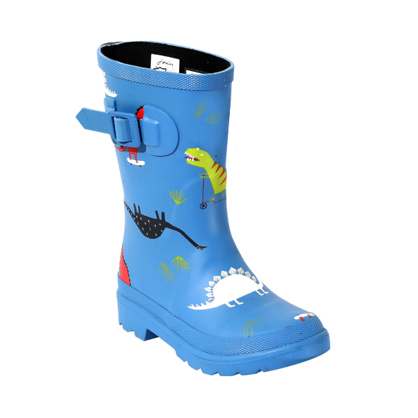 High Quality Boy's Welly with Print