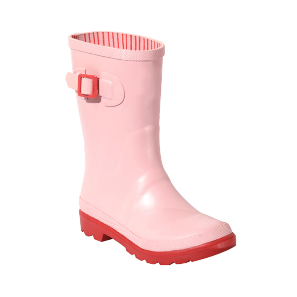 Girls's Solid Welly