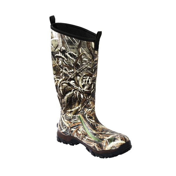 Printed Hunting Rainboots For Men