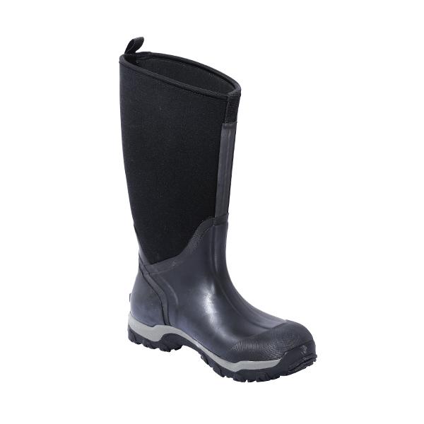 Gloss Neoprene Wellington Boots For Men