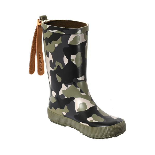 Camo Rain Shoes For Boys