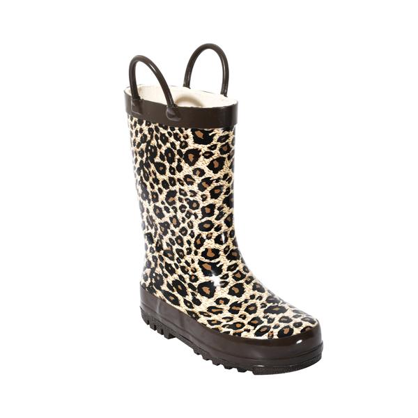 Leopard Rainboot For Children
