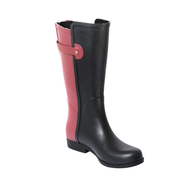 Ladies' Wellington Boot In Mixed Color