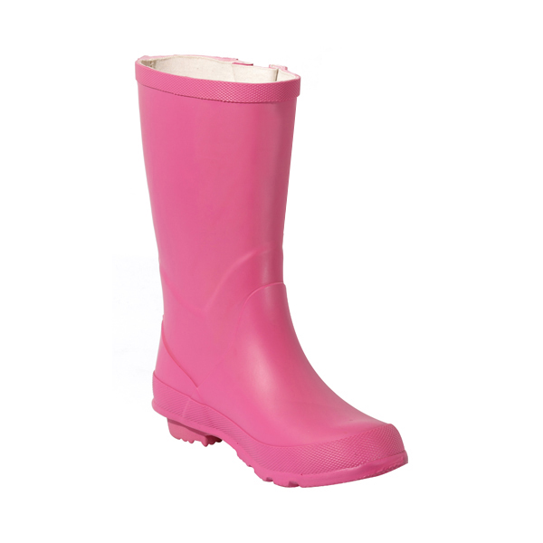 Plain Welly Boot For Girls